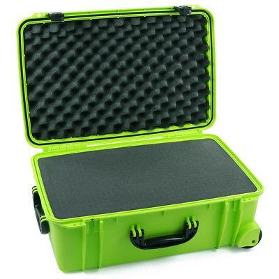 Lime Green Seahorse Case. 920