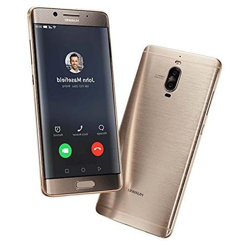 half off 3861a 2da2c Huawei Mate 9 Pro 128GB LON-L29 Dual-Sim Gold
