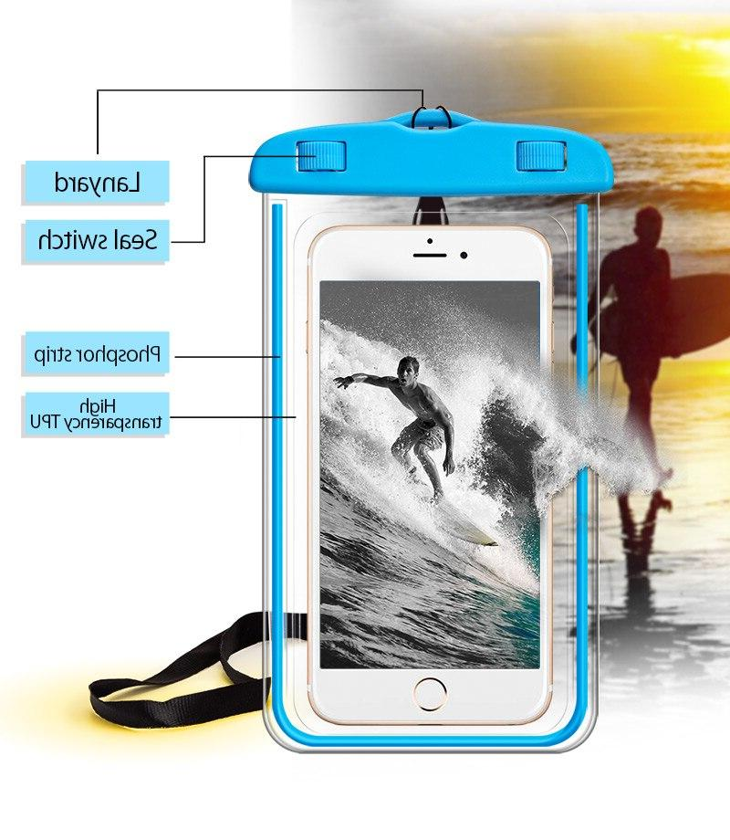 Mobile universal bag Bag Dry For Phone Sports Beach Pool inch