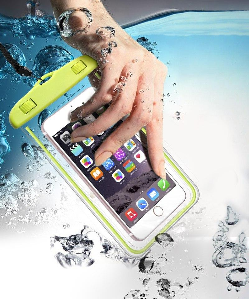 mobile phone universal font b waterproof b