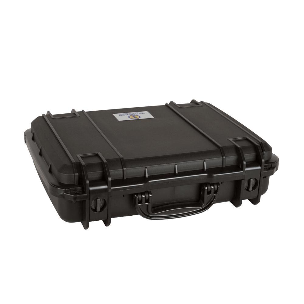 model 710 waterproof equipment case padlock holes
