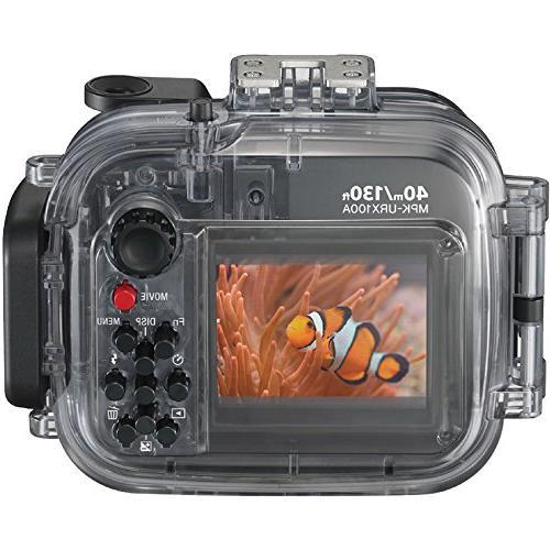 Sony II, III, V Cameras Flashlight + Flex Arm + + Case Kit