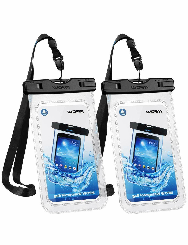 mpow 097 universal waterproof case ipx8 waterproof