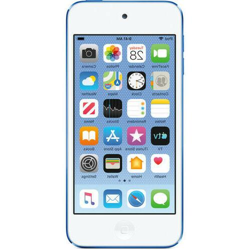 new apple 256gb ipod touch 7th generation