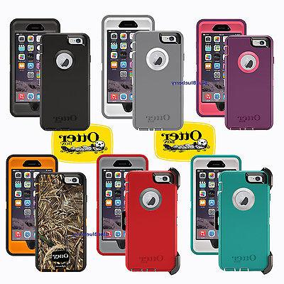 New Otterbox Defender series case cover for Iphone 6 & 6S wi