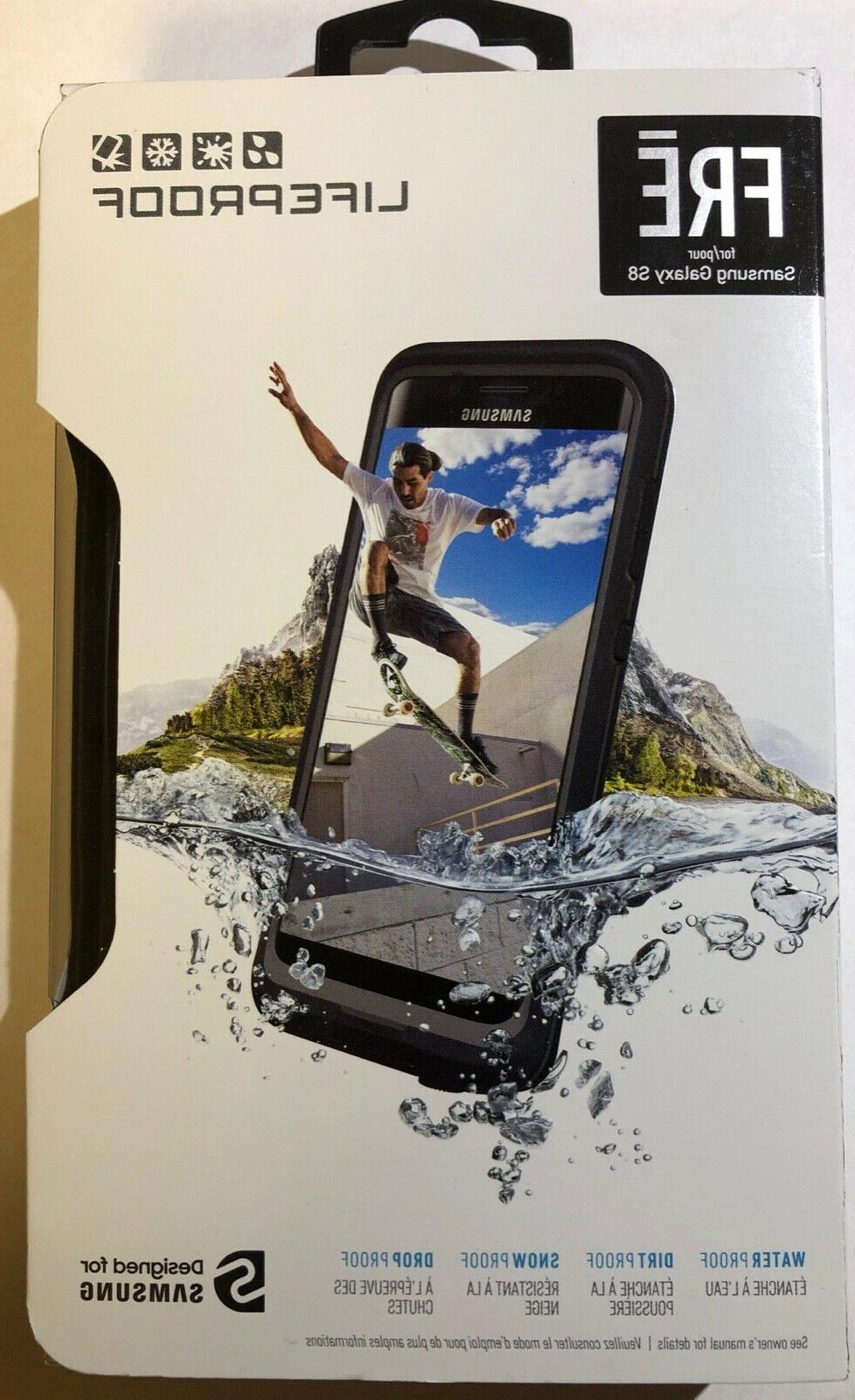 NEW SEALED Lifeproof FRE Waterproof Case for Samsung Galaxy