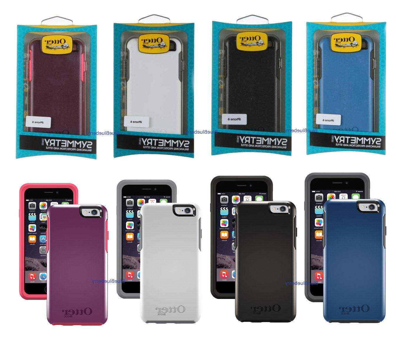 New OtterBox Symmetry Series Case For iPhone 6 & iPhone 6s R