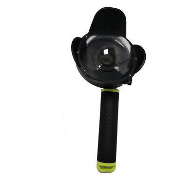 new underwater case water lens hood waterproof