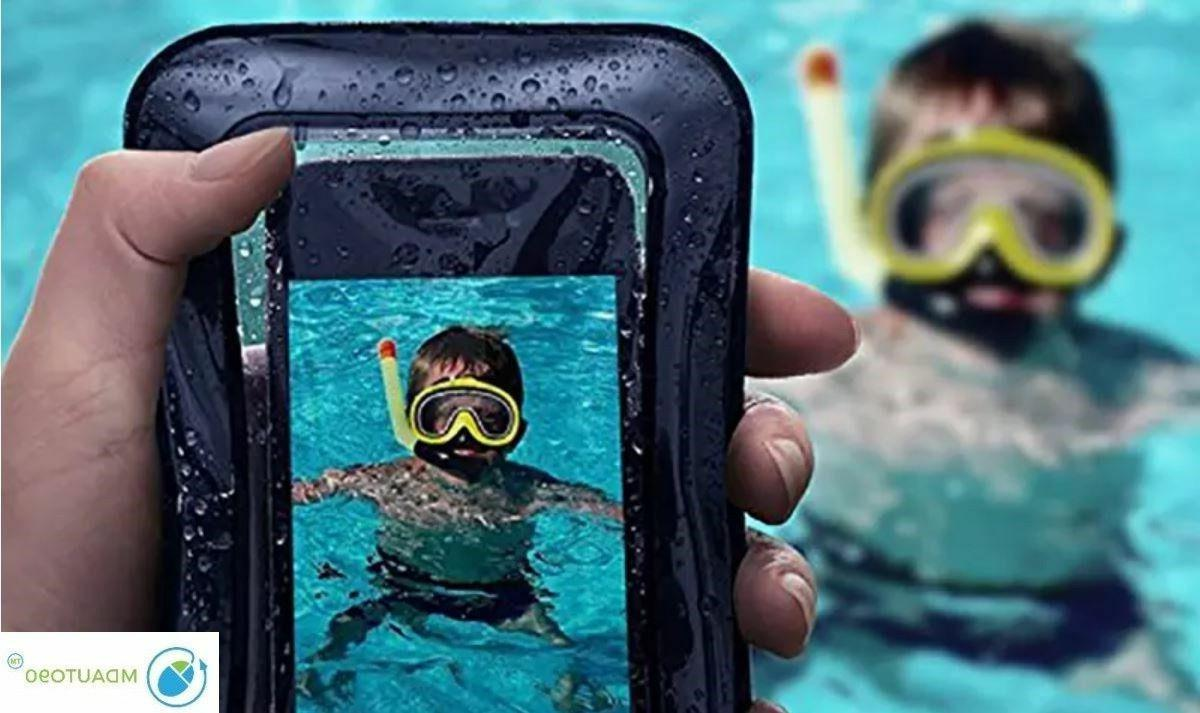 New Bag Underwater Pouch Case Cover For Cell Phone Samsung