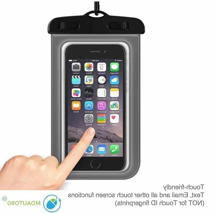 New Waterproof Bag Pouch Dry For Cell Phone iPhone Samsung