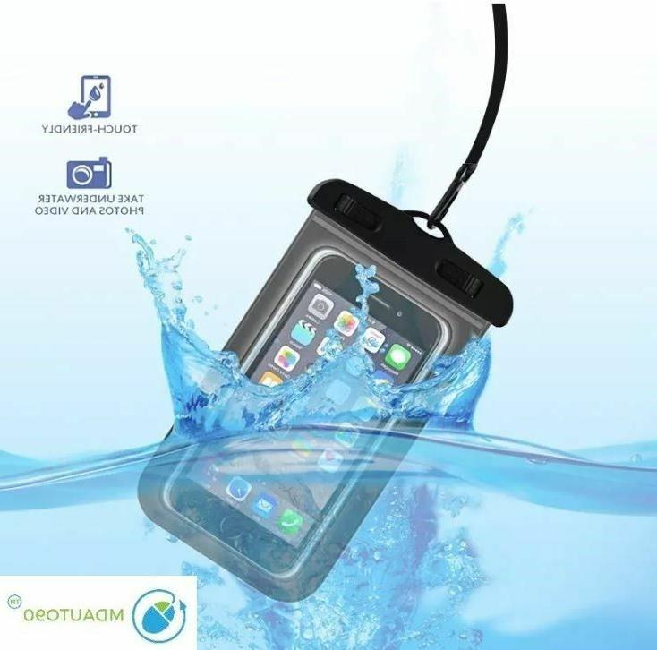 New Bag Underwater Pouch Dry Cover For Cell Phone Samsung