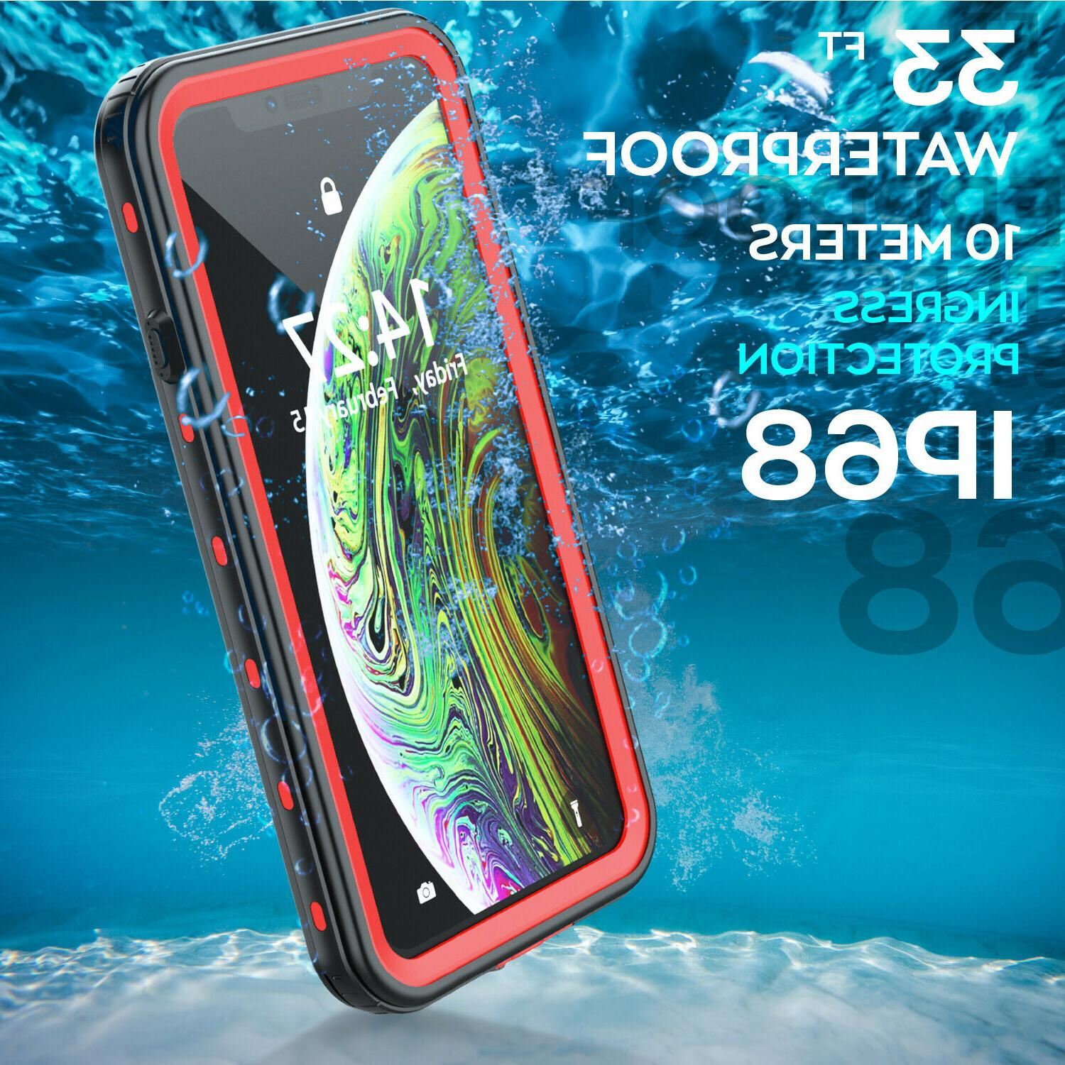 NEW WATERPROOF COVER FOR IPHONE XR MAX PROTECTOR