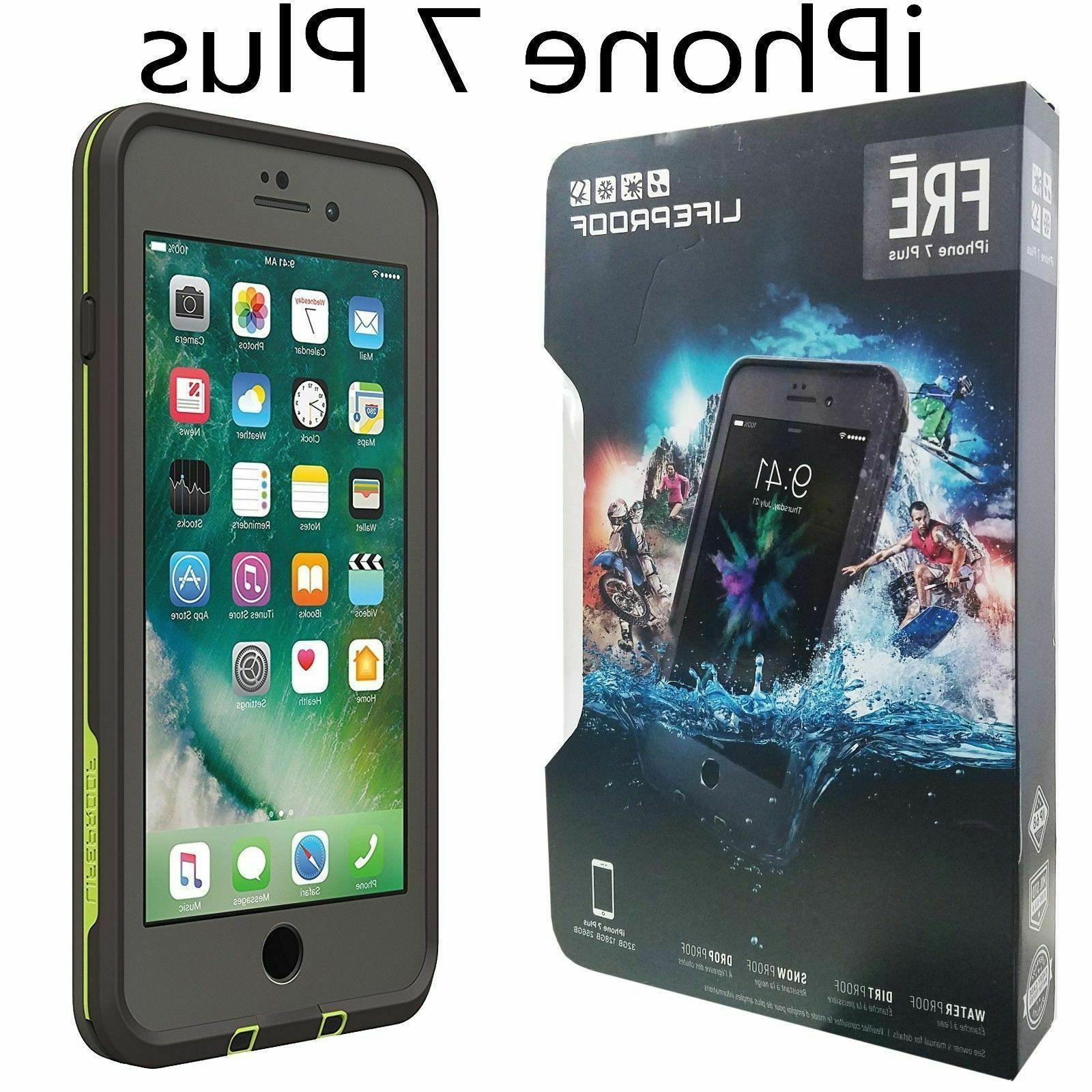 OEM LIFEPROOF Waterproof Case iPhone PLUS 8 -