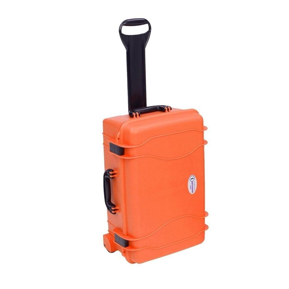 Orange Seahorse SE920 Case. With