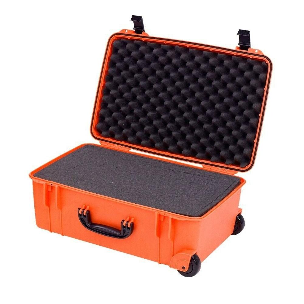 orange se920 case with foam
