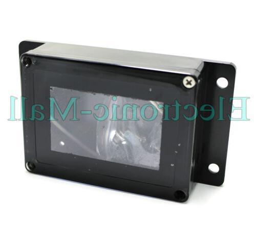plastic 12864 fram box waterproof lcd case