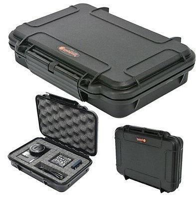 Point and shoot camera case with foam Waterproof Dust-proof