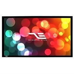 Elite Screens Sable Frame B2 Series 100 inch Diagonal 16 9 F