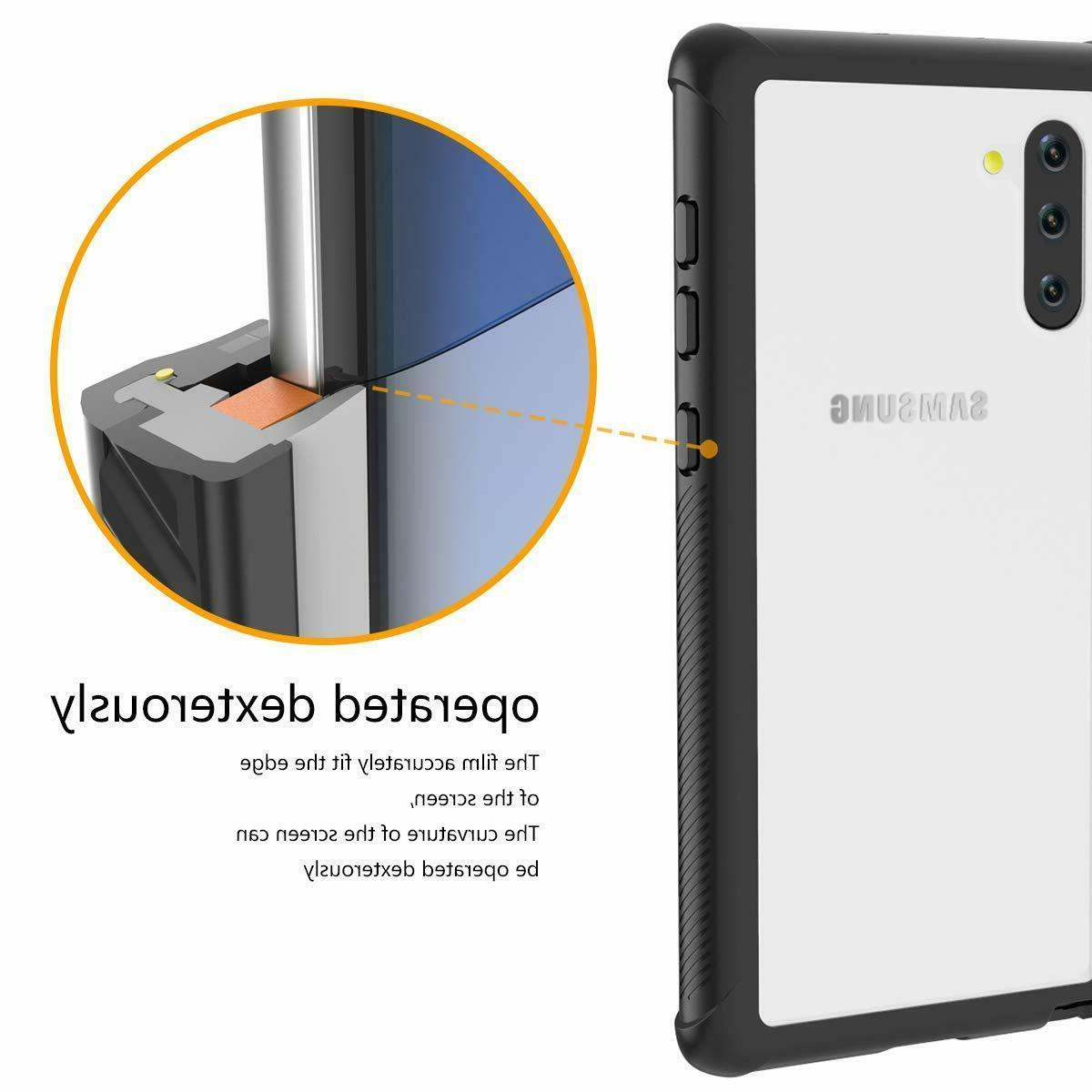10+ Case Shockproof Waterproof w/ Screen Protector