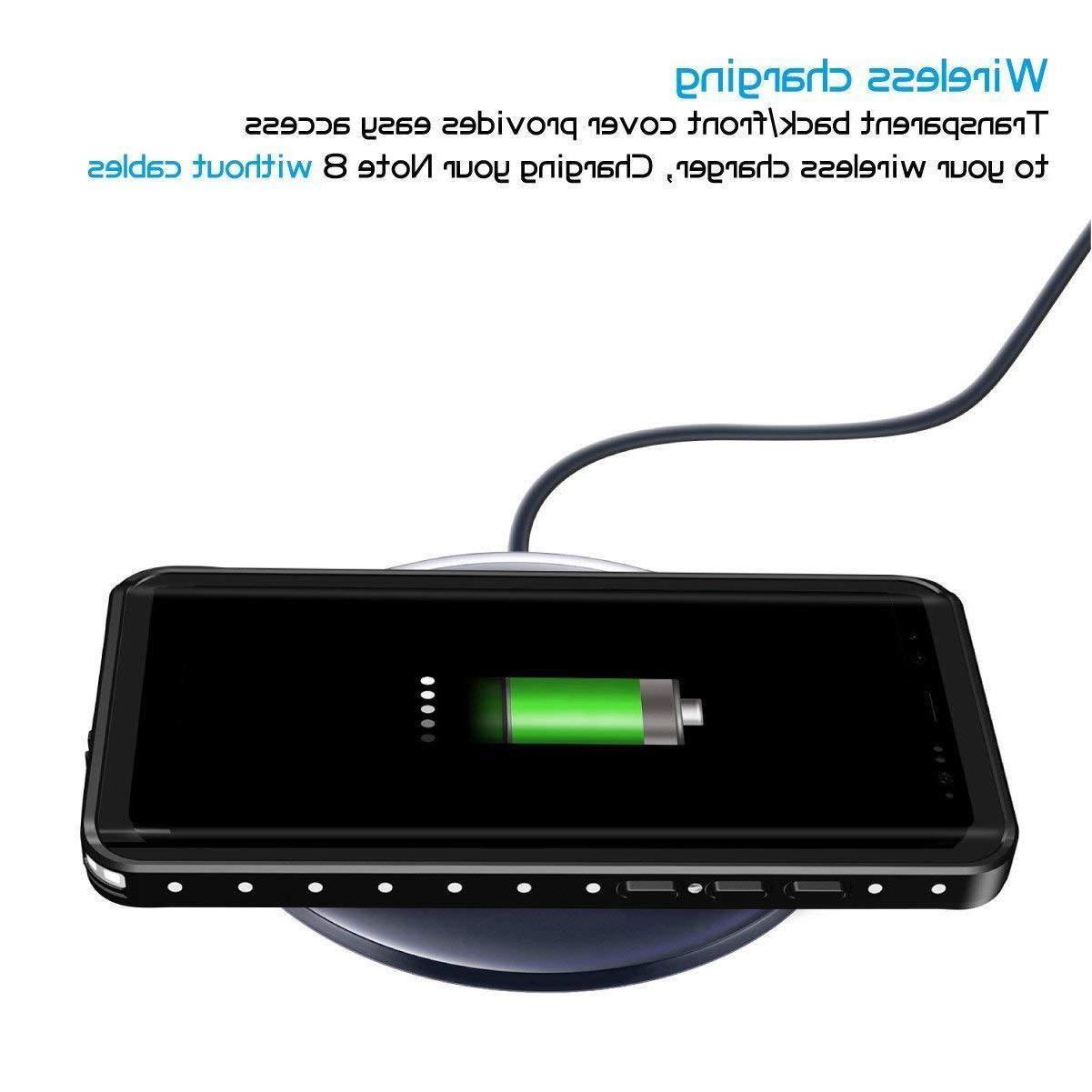 8 Waterproof charging shockproof