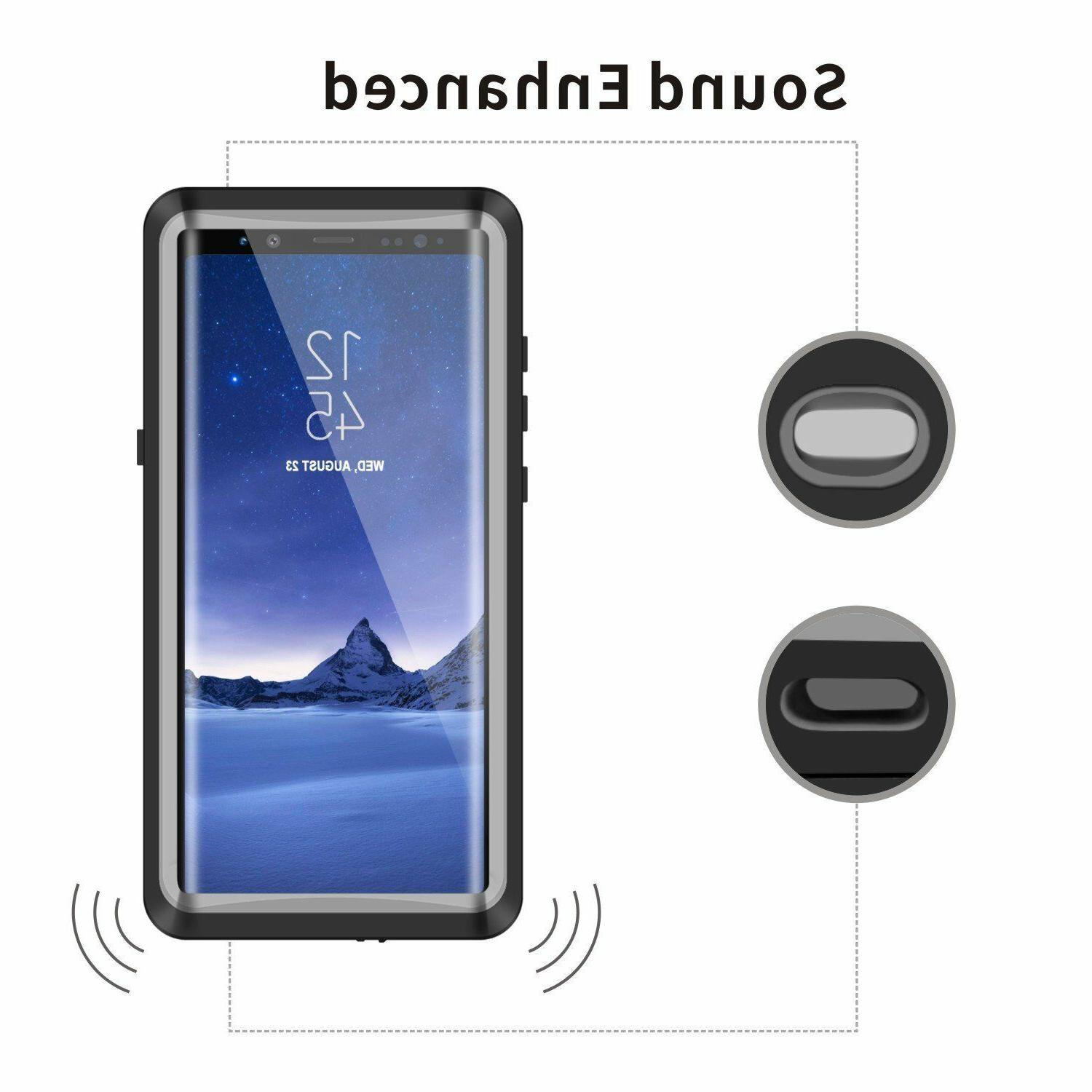 For Samsung Galaxy 8 Case charging