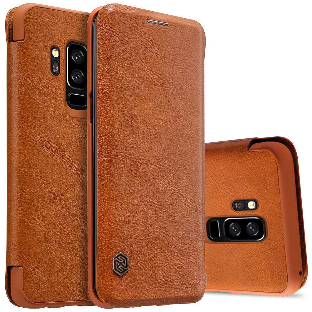 For Samsung Galaxy S10 Plus/S10e/Note 9/8/S9 Flip Card Slot