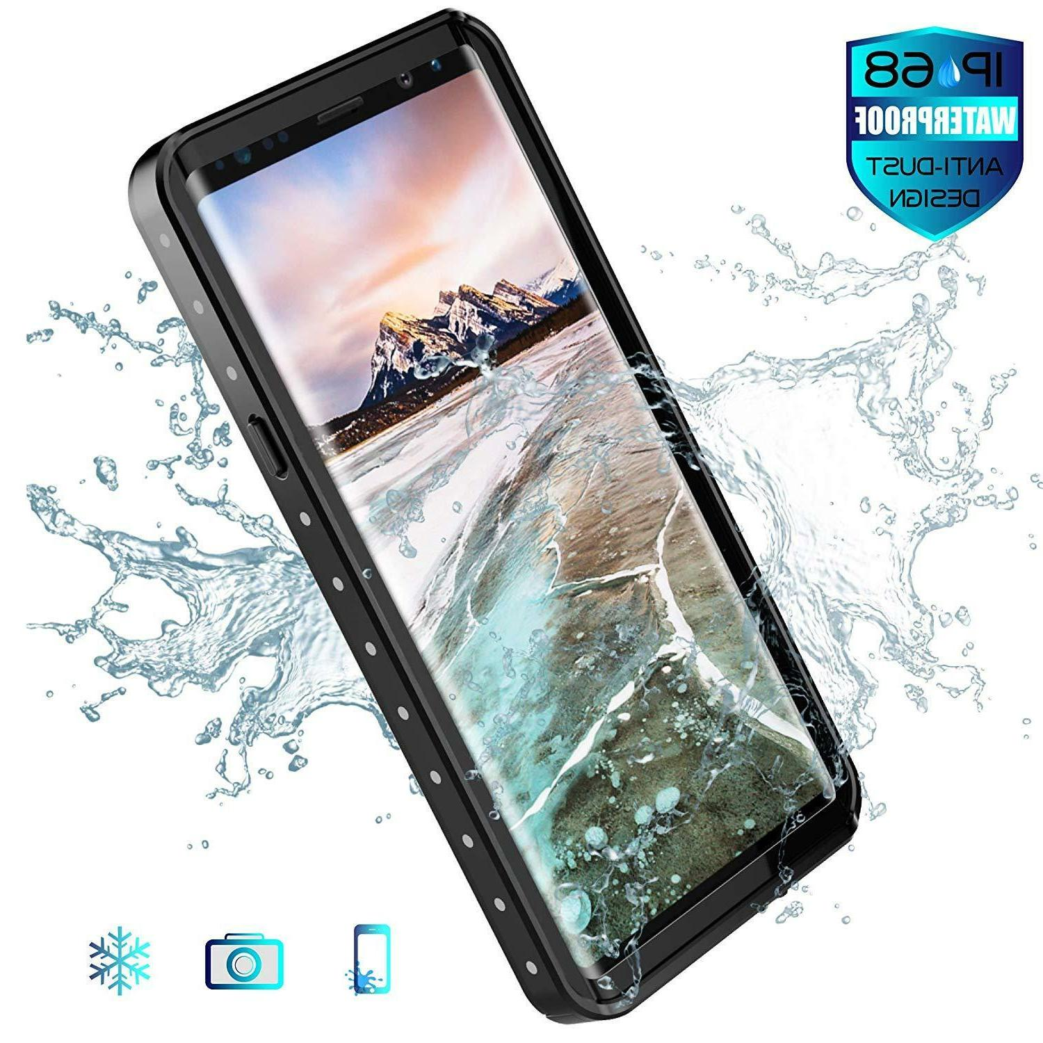For Galaxy 9 Waterproof Underwater Shockproof Dirtproof Cover