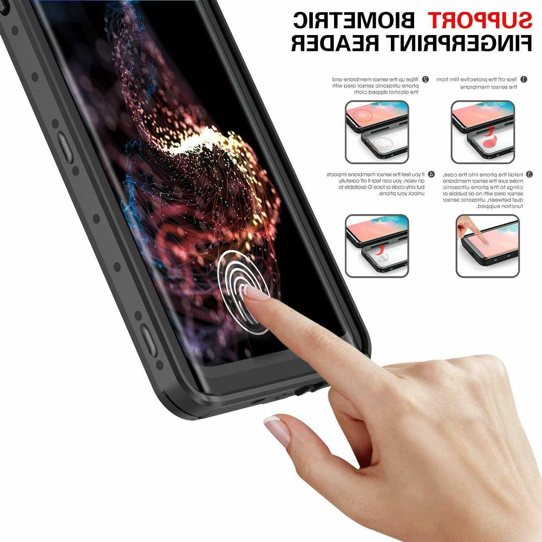 For Samsung S10 Plus Waterproof Built-in Protector