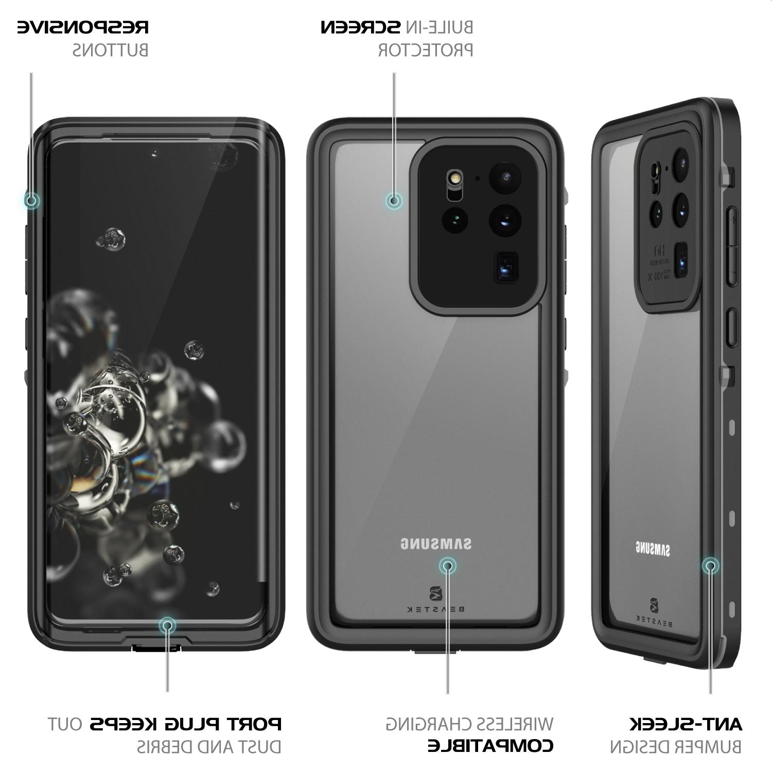 For Plus S20 Ultra Waterproof Protector