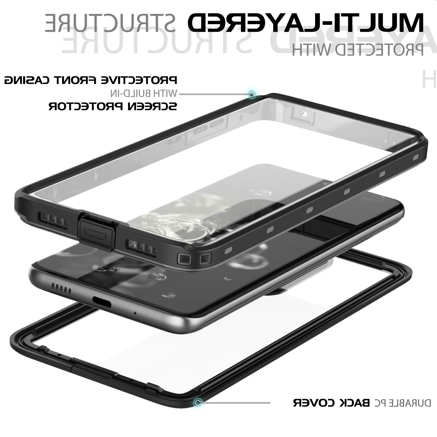 For Samsung Galaxy Plus S20 Waterproof with Protector
