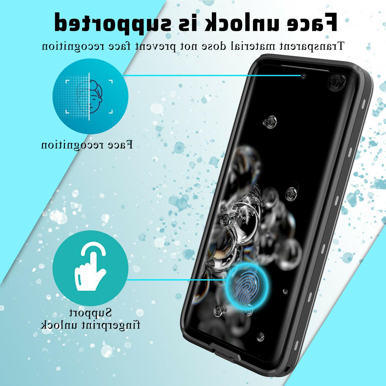20 Waterproof Clear Case