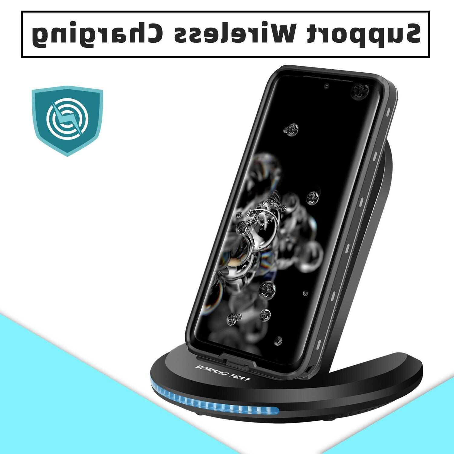For 20 5G/S20+ Waterproof Clear