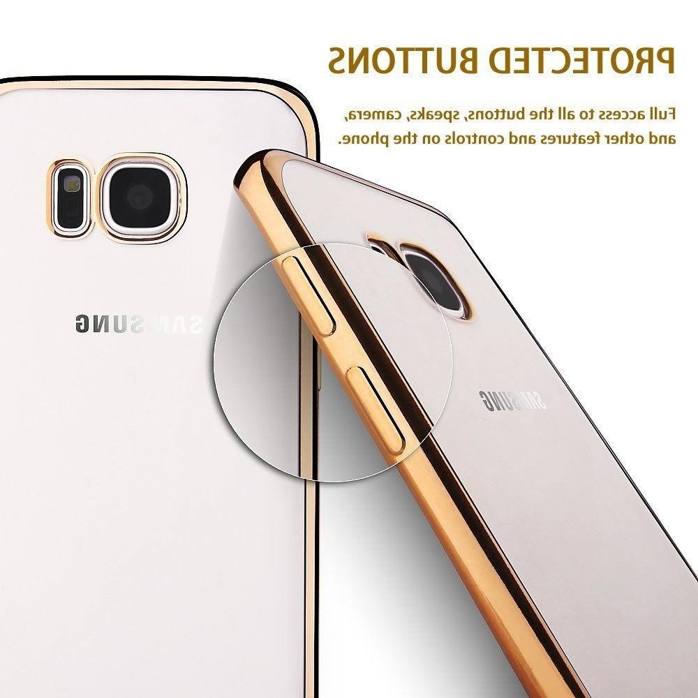 For Galaxy Edge S8 Plus Rubber Protective Cover