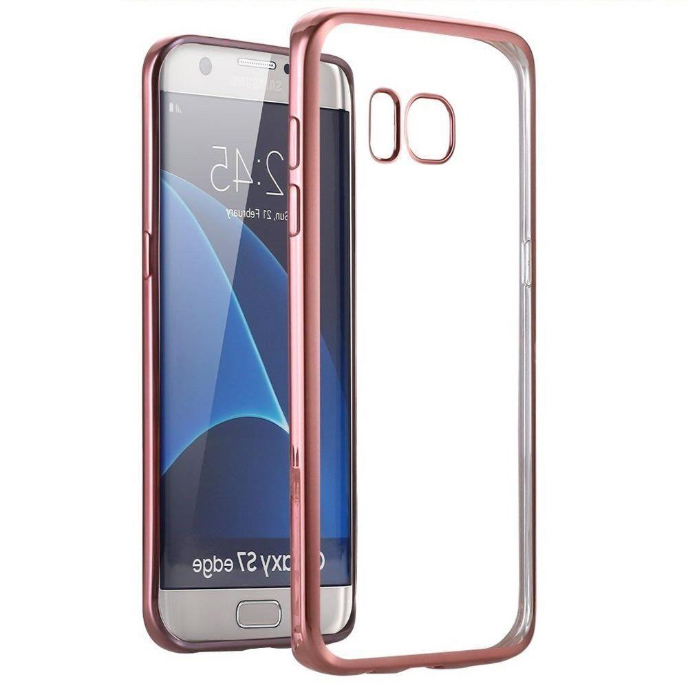 For Samsung Edge S8 Note Plus Silicone Cover Case