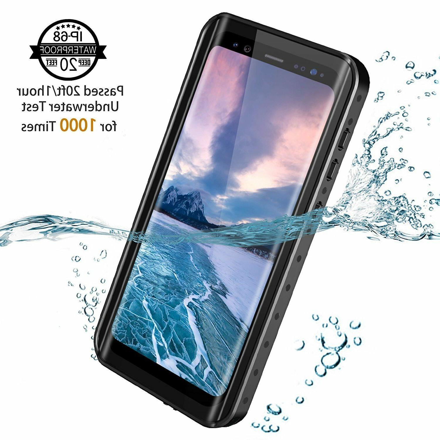 For Samsung Galaxy Plus Case with Built-in