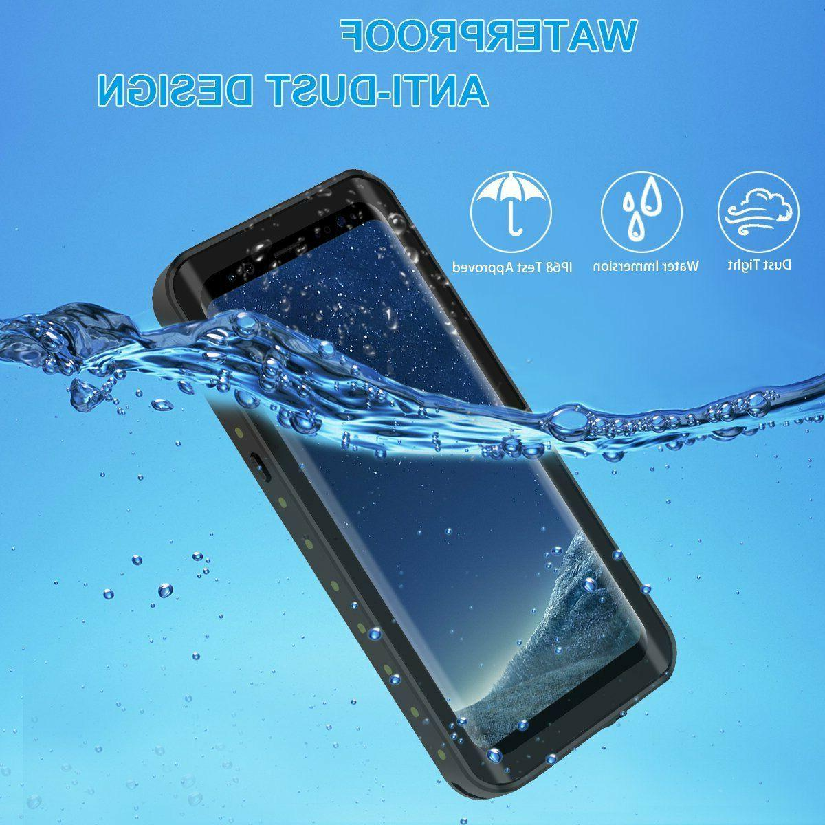 For Galaxy S8 Plus Waterproof / Shock