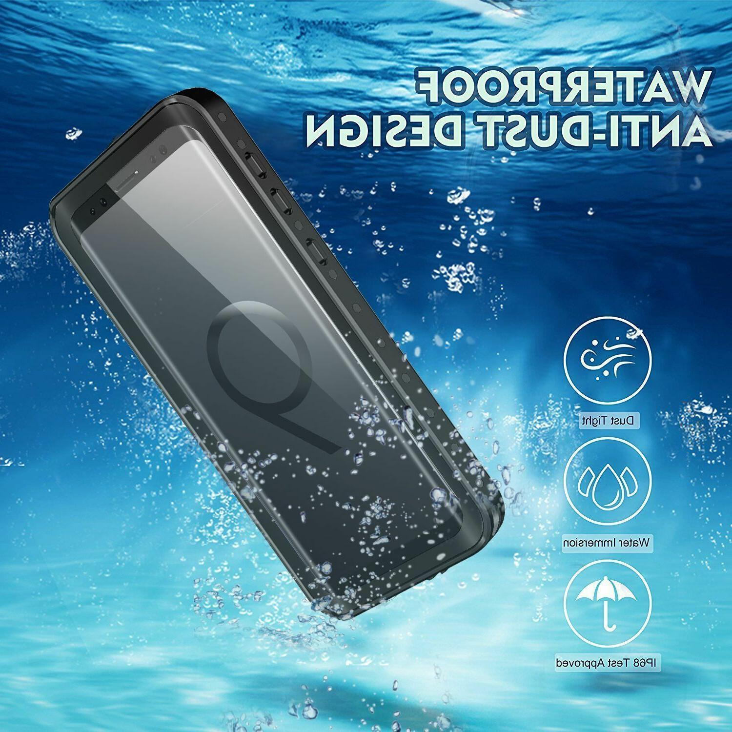 For Samsung Galaxy Plus Case Shockproof Fre with Screen