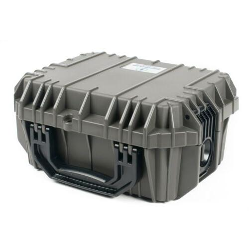 se 430 waterproof protective case with foam