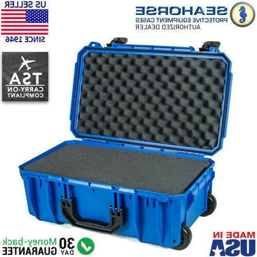 se 830 waterproof wheeled protective case