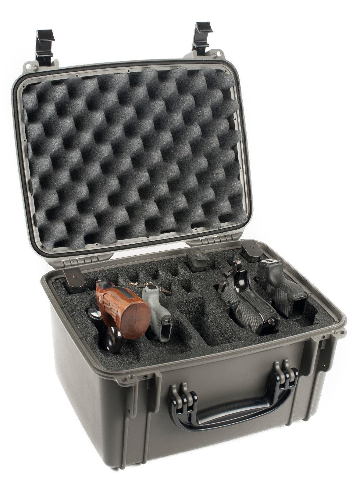 se540fp4 waterproof protective pistol case