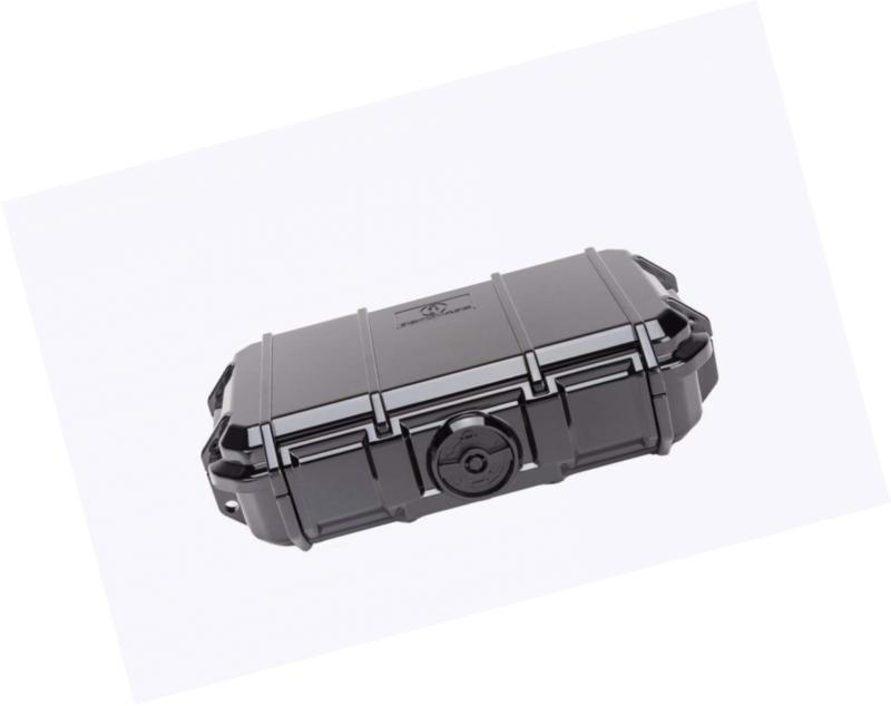seahorse 56 micro case black se56 bk