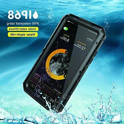 Mitywah Shockproof with iPhone X/XS, 360 Full