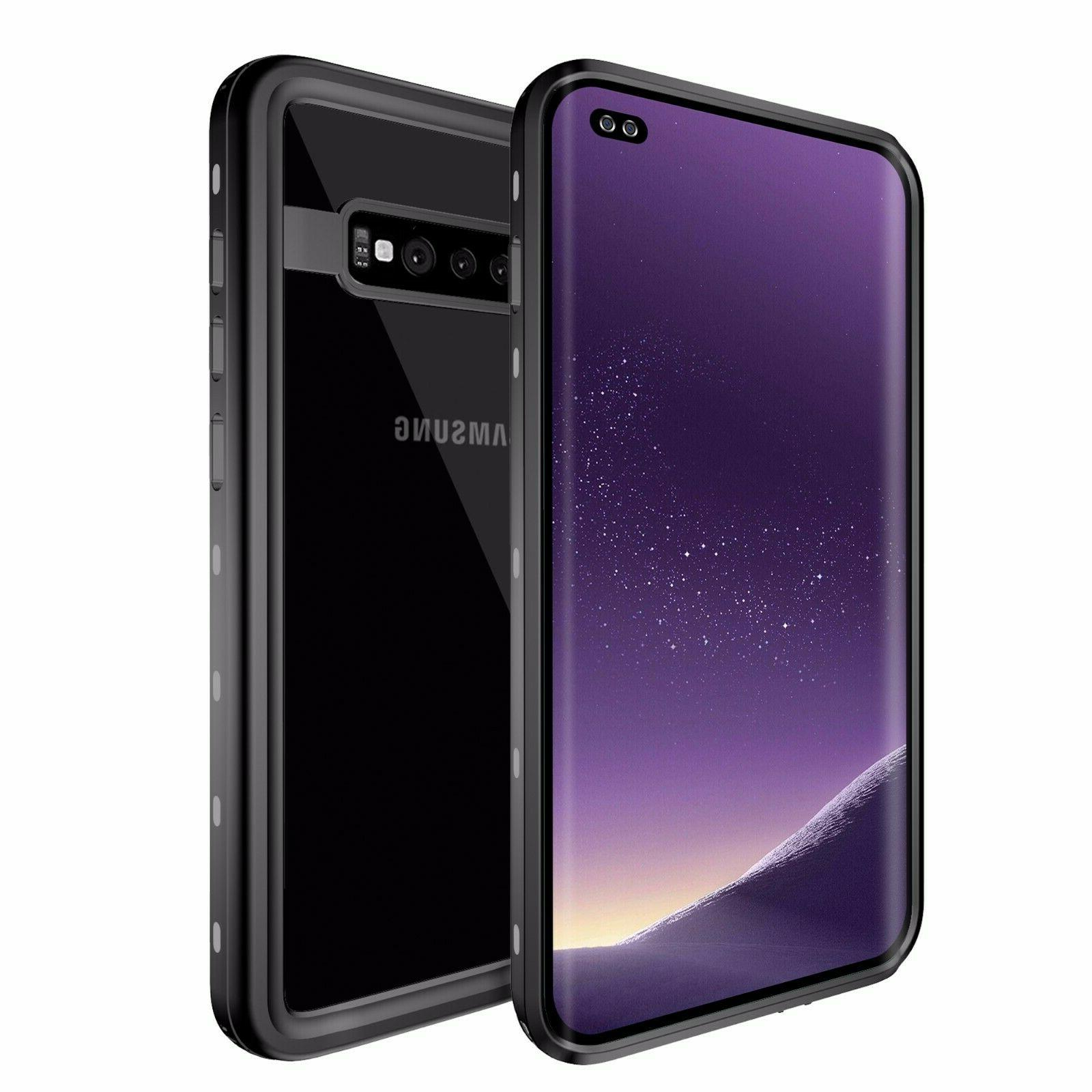 Shockproof Galaxy Plus protector