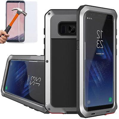Shockproof Glass Metal Galaxy Note 9