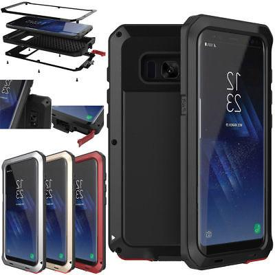 Shockproof Gorilla Metal Case Cover Samsung Galaxy 9