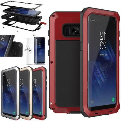Shockproof Gorilla Metal Case Samsung Galaxy S9 S8 9