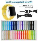 Sports Silicone Replacement Strap Band For Smart Watch 38mm