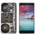 Slim-Fit Flexible TPU Phone Case for ZTE Zmax Pro  - BoomBox