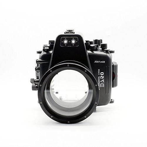 Polaroid SLR Waterproof Underwater Housing For The Nikon Camera with 105mm Lens