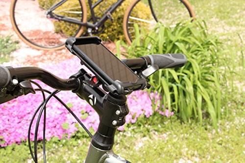 Delta Smart Cell Bike Bicycle Motorcycle Holder Caddy Case IPhone Android Waterproof